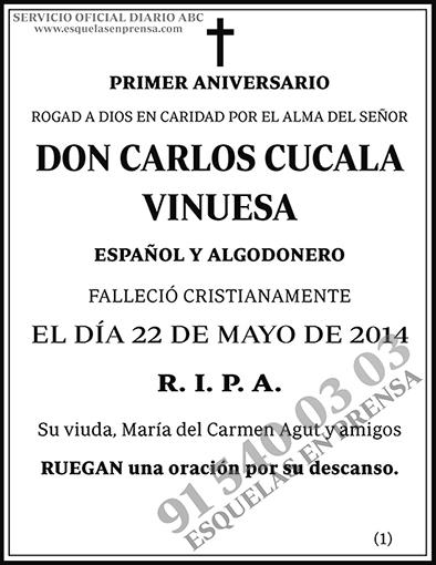 Carlos Cucala Vinuesa